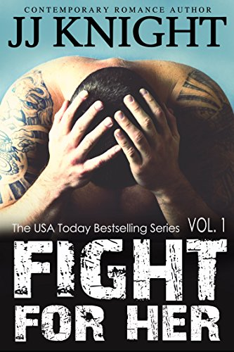 Fight for Her #1: MMA New Adult Romantic Suspense (English Edition)