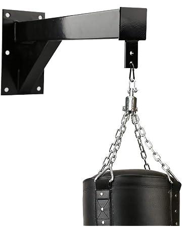 PDX Heavy Duty Punch Bag Wall Bracket Steel 1FT  Bracket hook