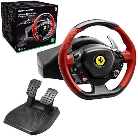 Thrustmaster Ferrari 458 Spider Racing Wheel Official Ferrari Xbox One Licensed Buy Online At Best Price In Ksa Souq Is Now Amazon Sa