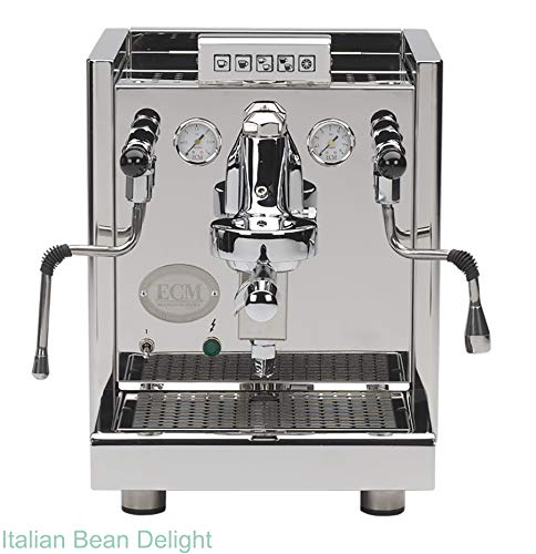 ECM Elektronica volumtric automatic espresso machine