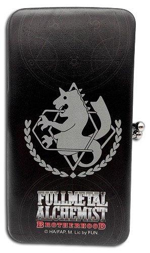 - Great Eastern Entertainment Full Metal Alchemist Brotherhood - Mother Alchemy Hinge Wallet