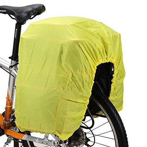 Sharplace Alforja de Alta Resistencia Cubierta Impermeable Interior de Lluvia MTB Bicicleta Bolsa Protecci/ón