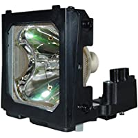 SHARP BQC-XGC50X//1 High Quality Original Bulb Inside Replacement Lamp with Housing for SHARP Projector PG-C45S, PG-C45X, PG-C45XU, PG-C50X, PG-C50XU, XG-C50S, XG-C50X,