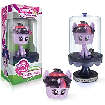 Funko My Little Pony Cupcake Keepsakes Twilight Sparkle Figure