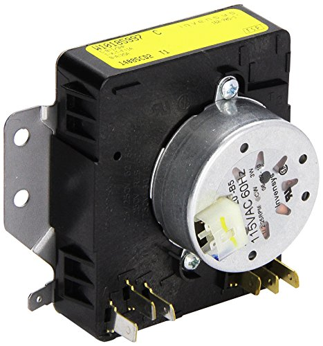 (GENUINE Whirlpool W10185997  Timer Replacement)