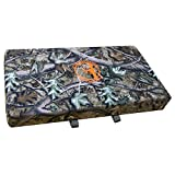 COTTONWOOD OUTDOORS Treestand Resurrection, Weathershield XXL Ladder Cushion, Clear Cutt Camo