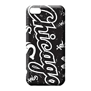 iphone 5 5s case Plastic Hot Style phone carrying skins chicago white sox mlb baseball