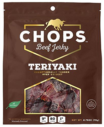 Chops Beef Jerky Teriyaki 5 Pack product image