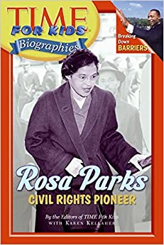 Amazon.com: Time For Kids: Rosa Parks: Civil Rights Pioneer (Time ...