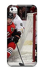 Cute High Quality Iphone 5c Chicago Blackhawks (46) Case