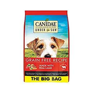 CANIDAE Under the Sun Grain Free Adult Dog Food with Lamb, 40 lb 79