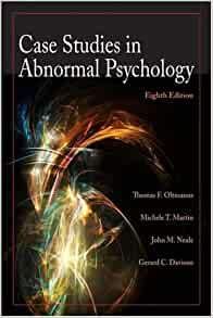 Abnormal psychology 7th edition oltmanns