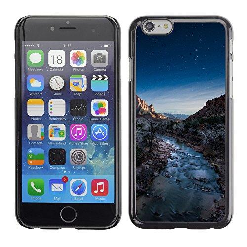 "Premio Sottile Slim Cassa Custodia Case Cover Shell // F00025168 Moonlight et les étoiles // Apple iPhone 6 6S 6G PLUS 5.5"""