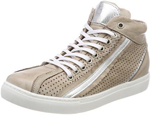 Silbergrau Hohe 0344505 Sneaker Andrea Grau Silber Conti Damen 8TngxYZ