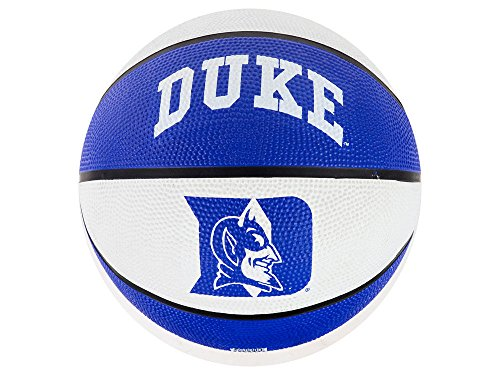 "Duke Blue Devils NCAA 29.5"" FulL Size Rubber Outdoor Basketball by Rawlings"