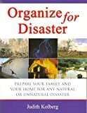 img - for Organize for Disaster book / textbook / text book