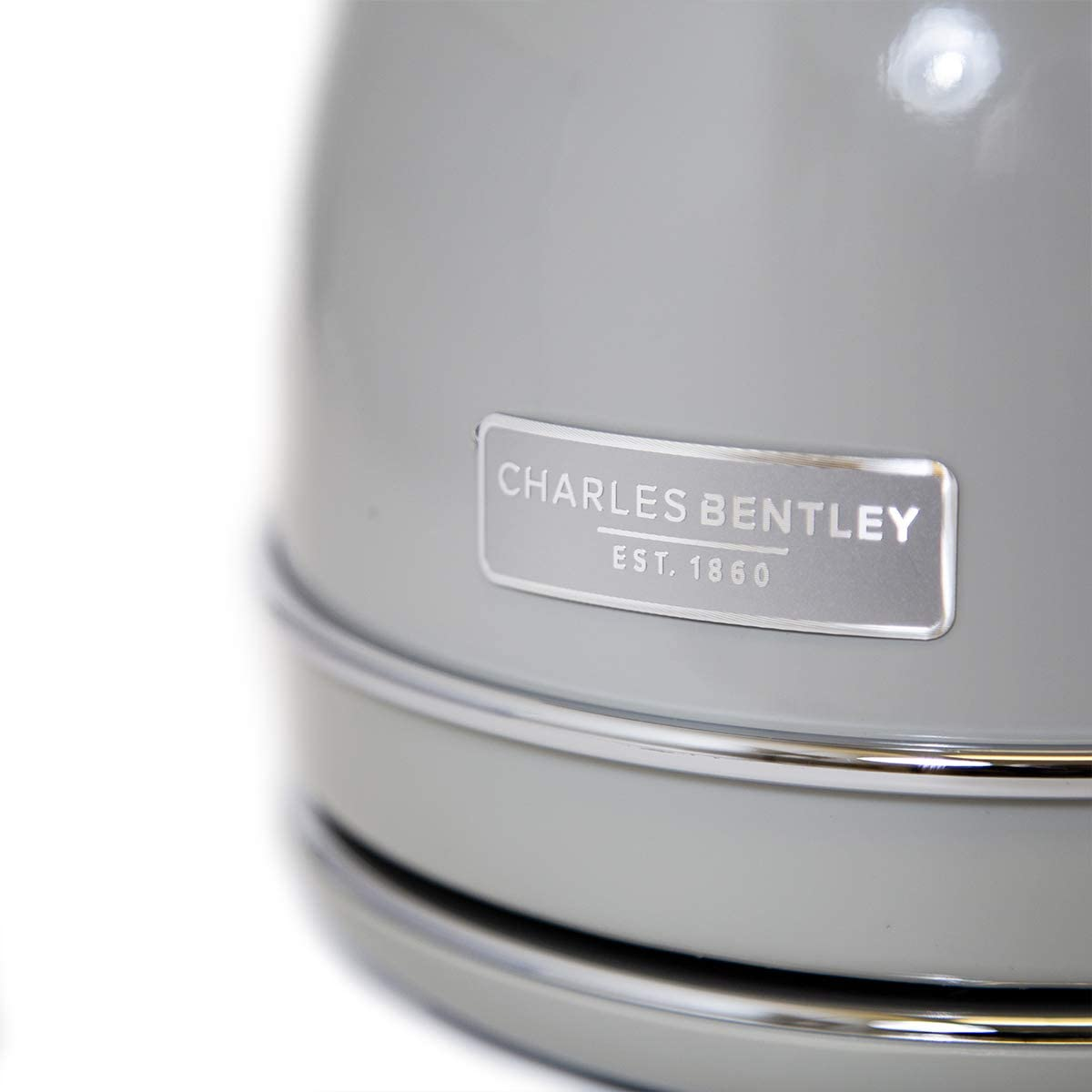 CHARLES BENTLEY 1.7L 3kW Grey Cordless