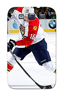 Galaxy S3 Case Cover - Slim Fit Tpu Protector Shock Absorbent Case (florida Panthers Nhl Hockey (21) )