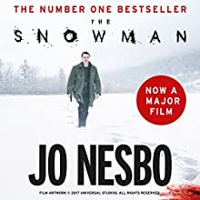 The Snowman: A Harry Hole Thriller, Book 7 Audiobook by Jo Nesbo Narrated by Sean Barrett