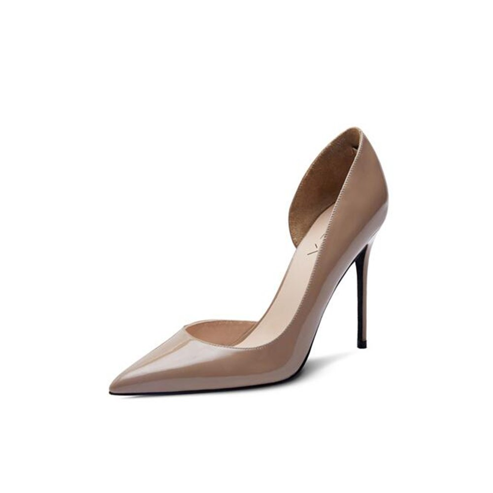 De Cara El Zapatos Durable Servicio Wyyy Tacones Brillante Mujer shrdxBQCt