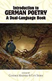 Introduction to German Poetry: A Dual-Language Book (Dover Dual Language German) (1991-06-01)