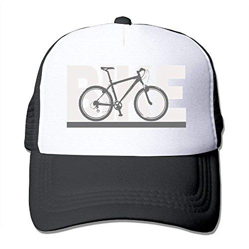 ruishandianqi Gorras béisbol Mountain Bike Cycling Racing Mesh Trucker Hats Baseball Cap -5 Colors