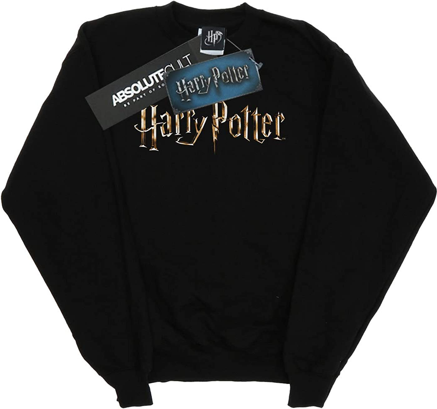 Harry Potter Ni/ñas Full Colour Logo Camisa De Entrenamiento