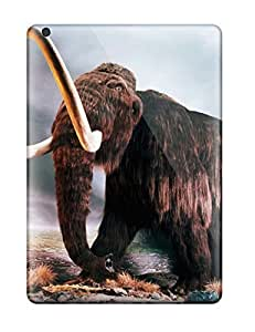 Brenda Baldwin Burton's Shop 7319942K31593810 Sanp On Case Cover Protector For Ipad Air (woolly Mammoth)