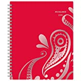 AT-A-GLANCE Weekly / Monthly Planner 2016, Playful Paisley, 8.5 x 11 Inches, Assorted Colors - Color May Vary (985-905)