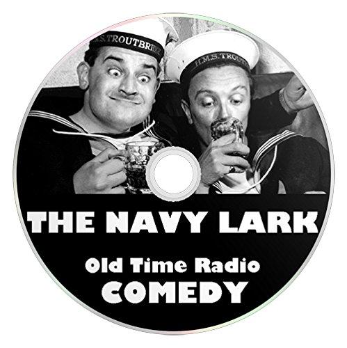 The NAVY LARK - Old Time Radio (OTR) 241 Shows (mp3 DVD) for $<!---->
