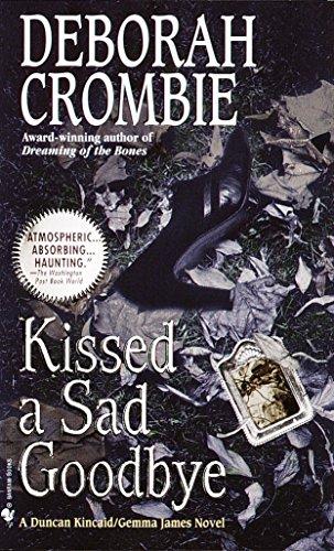 Kissed a Sad Goodbye (Duncan Kincaid / Gemma James Book 6) cover
