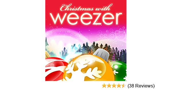 Weezer Christmas Sweater.Weezer Teal Album