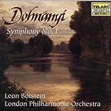 Dohnanyi: Symphony No 1 I