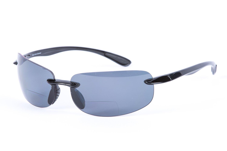 f6e3e59c5f1 FG Maui Island Style Polarized Bifocal Sunglasses with Polycarbonate Lens  for Men and.
