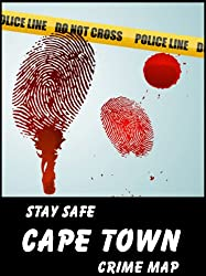 Stay Safe Crime Map of Cape Town