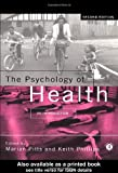 The Psychology of Health : An Introduction, , 0415150248