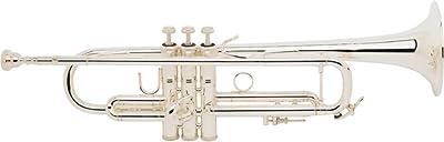 Bach LR180S-43 Stradivarius Professional Bb Trumpet