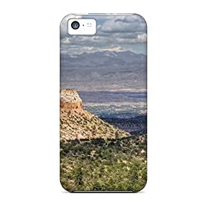 High-end Case Cover Protector For Iphone 5c(northern New Mexico)