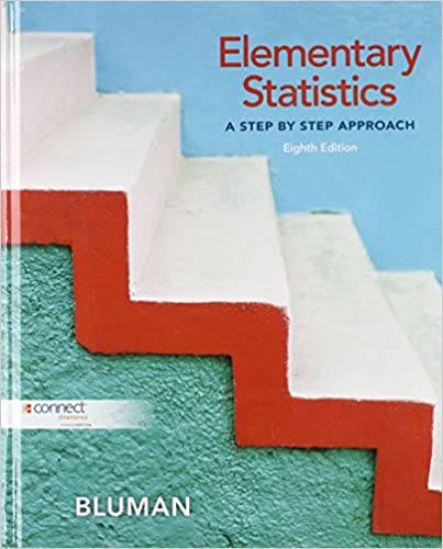 Amazoncom Elementary Statistics A Step By Step Approacha Step By