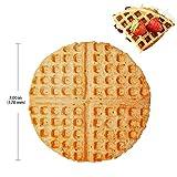 ALDKitchen Belgian Waffle Maker | Cone Maker and