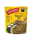 Tasty Bite Spinach Dal Heat & Eat Entree, 10 Ounce Pouches (Pack of 6)