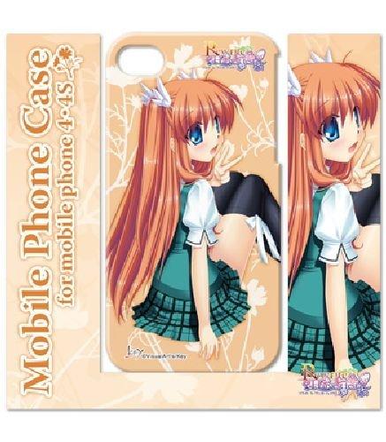 ! Rewrite Harvest festa Mobile Phone Case (4 ? 4S correspondence) B: Feng Chihaya
