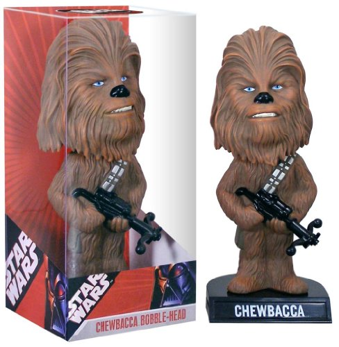 with Chewbacca Action Figures design