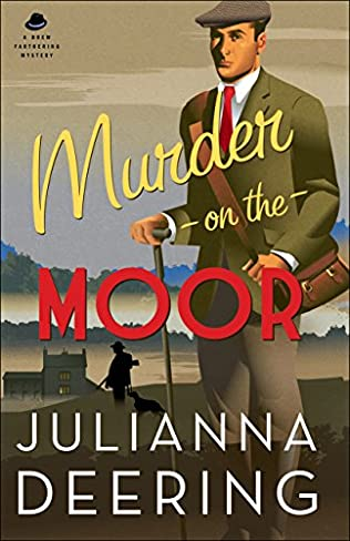 book cover of Murder on the Moor