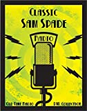 143 Classic Sam Spade Old Time Radio Broadcasts on DVD (over 67 Hours 47 Minutes running time)