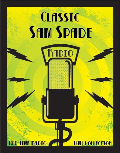 143 Classic Sam Spade Old Time Radio Broadcasts on DVD (over 67 Hours 47 Minutes running time) (Broadcast Radio Equipment)