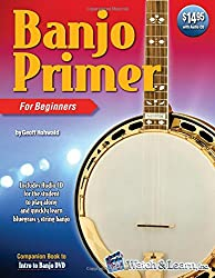 Banjo Primer (Book & audio CD) (Watch & Learn)
