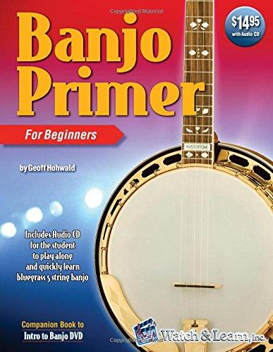 - Banjo Primer (Book & audio CD) (Watch & Learn)
