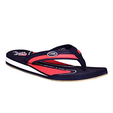 b2a37a860c9b3 ADDA Stylish & Comfortable Synthetic Slippers/Flip-Flops for Women (Multi  Color)