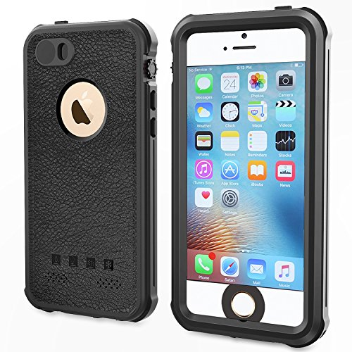 lowest price 9e3f1 be4e9 SPARIN iPhone SE Waterproof Case, iPhone 5 / 5S Waterproof, - Import ...